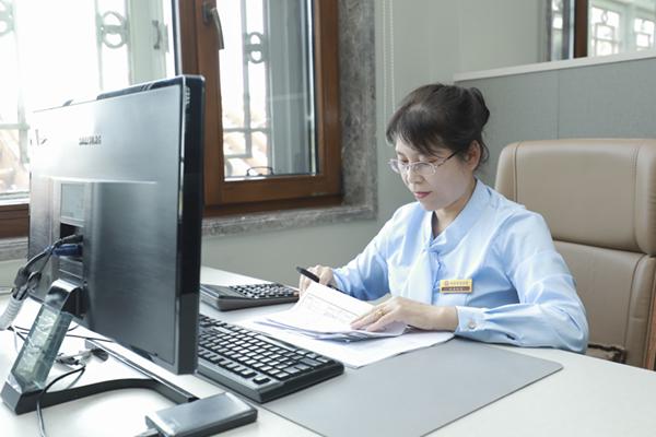 李艳杰 财务部经理