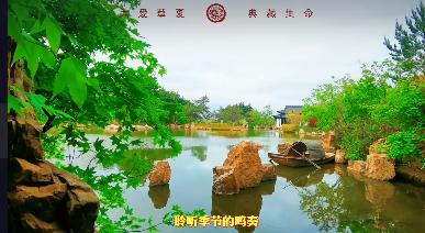 华夏四季盛景